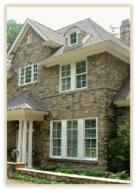 Manufactured Stone Photo Gallery
